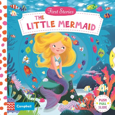 Book cover for The Little Mermaid